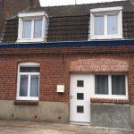 Modification d'une façade